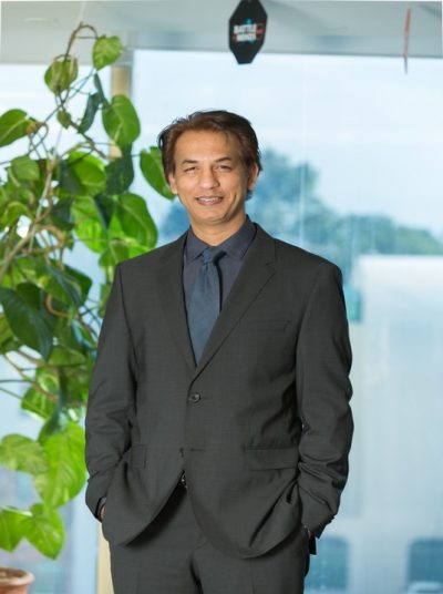 Tajamal Shah, Barrister Managing Director